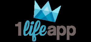 1lifeapp logo banner